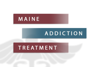 Maine Addiction Treatment