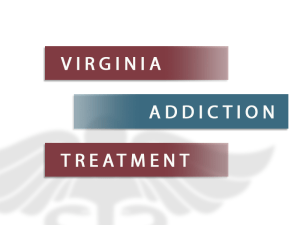 Virginia Addiction Treatment