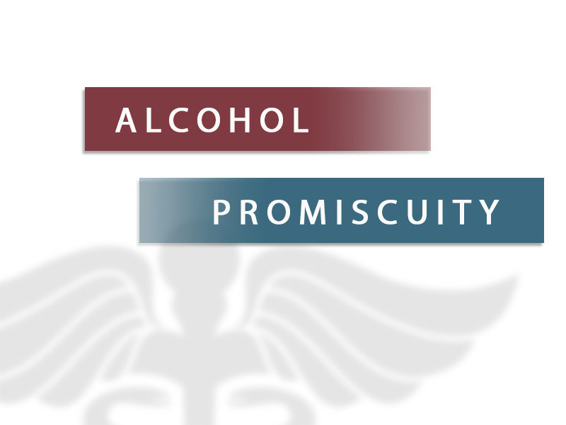 Alcohol and Promiscuity