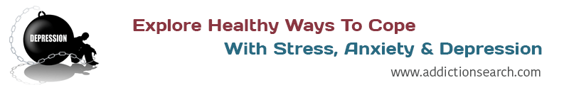 Healthy Ways to Cope with Stress, Anxiety and Depression