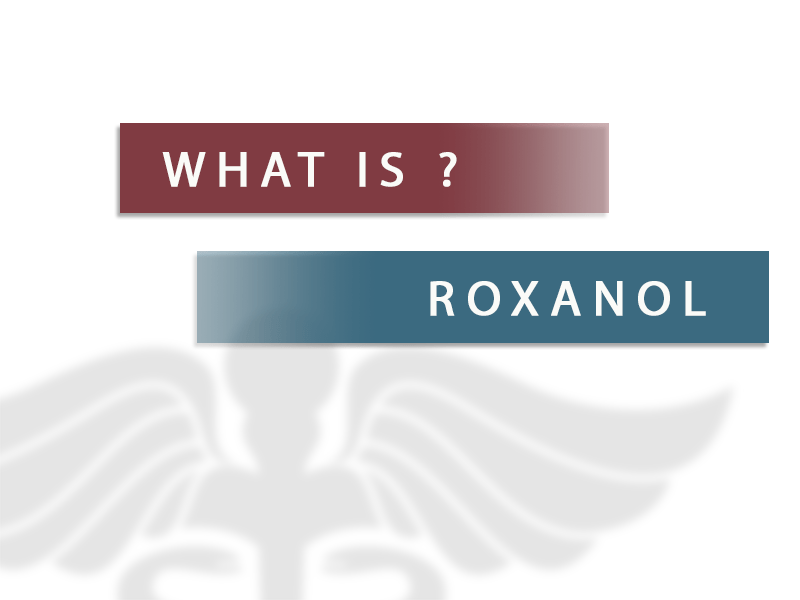 what is roxanol