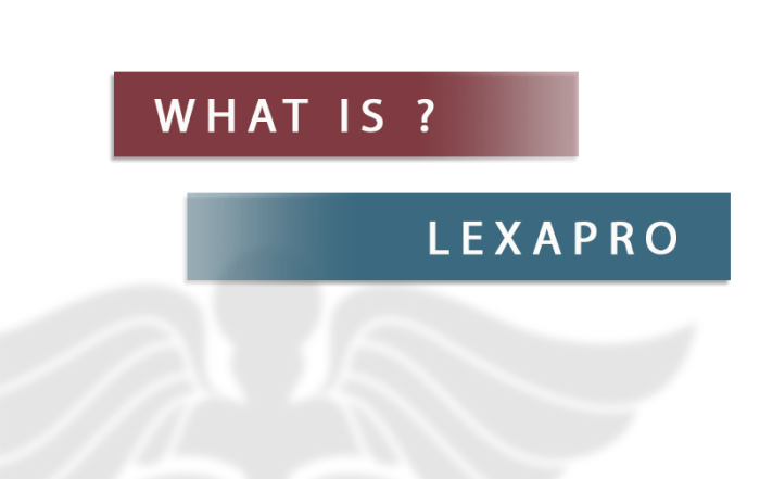 what is lexapro