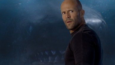 Jason Statham in The Meg