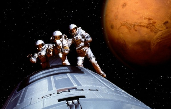 Mission to Mars 2000 Drinking Game and Podcast