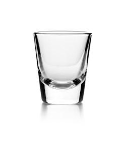 Powdered Alcohol Empty Glass