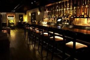 speakeasy bars.
