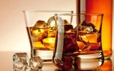 liquor vs non-alcoholic
