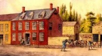 drinking in early America