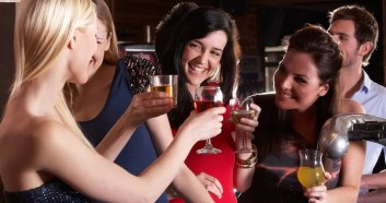 drinking and mortality in women