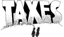 taxes and prohibition