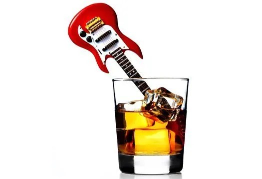 Alcohol Songs (Beer, Wine, & Liquor or Spirits in Music