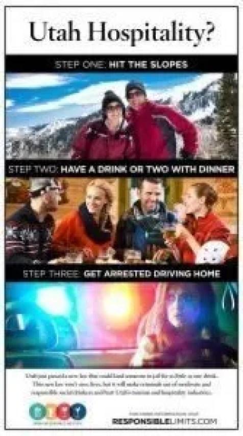 Utah alcohol laws
