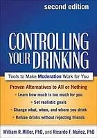 control your alcohol