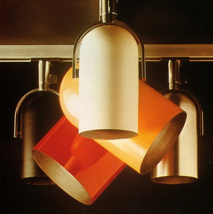 history and function of track lighting