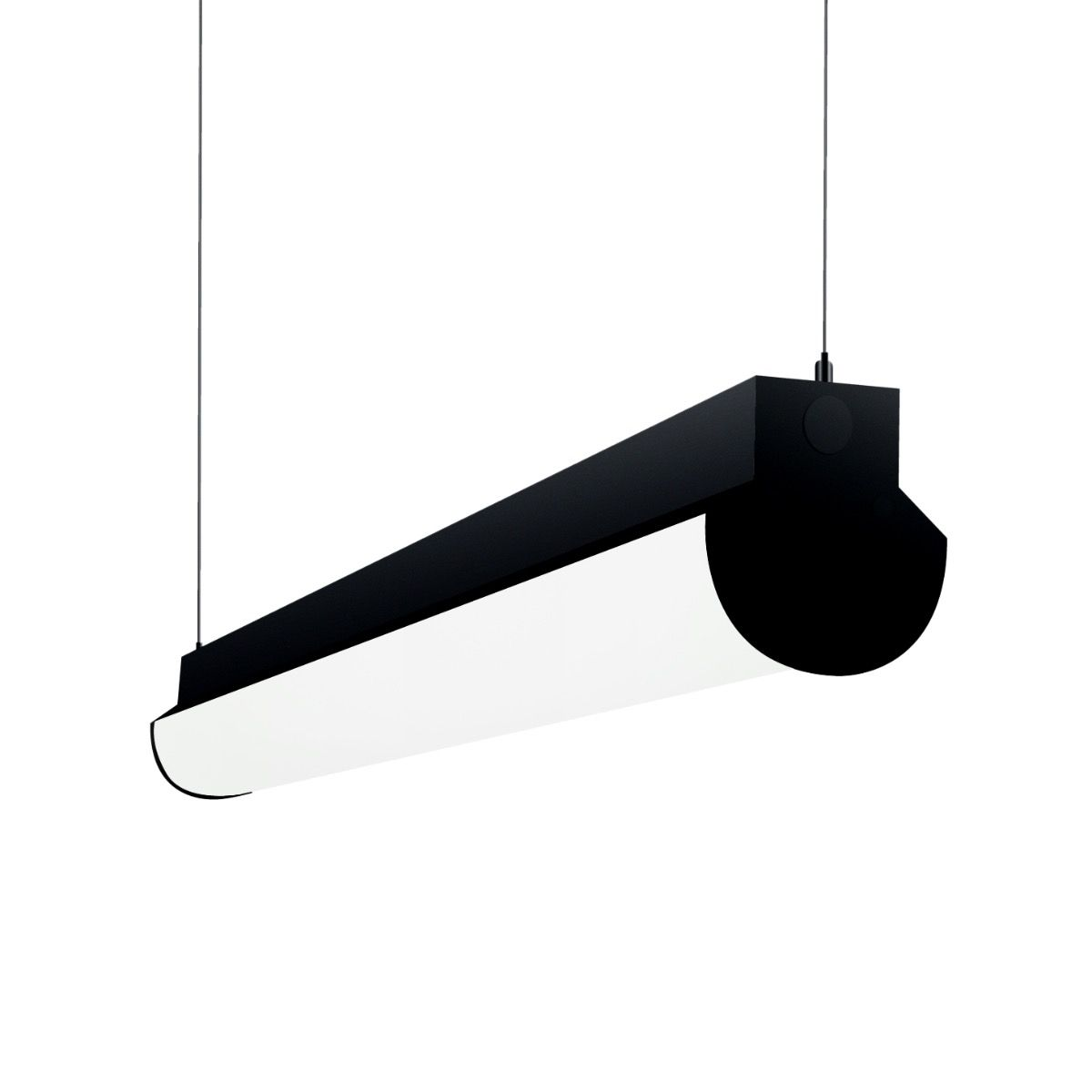 alcon 12122 lombardy industrial commercial grade led pendant