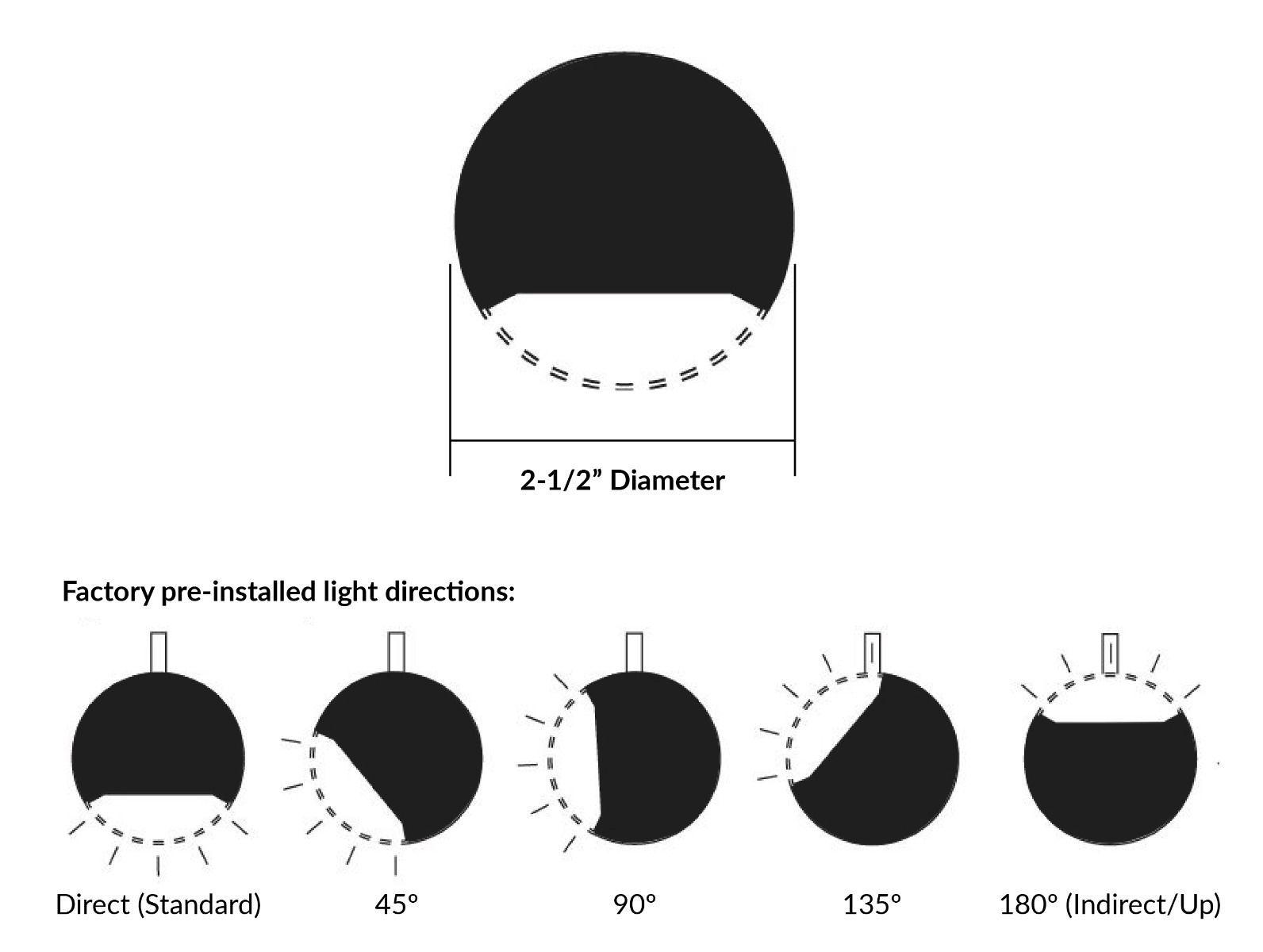 Alcon Lighting 8 Saber 8ft Architectural Led Tube