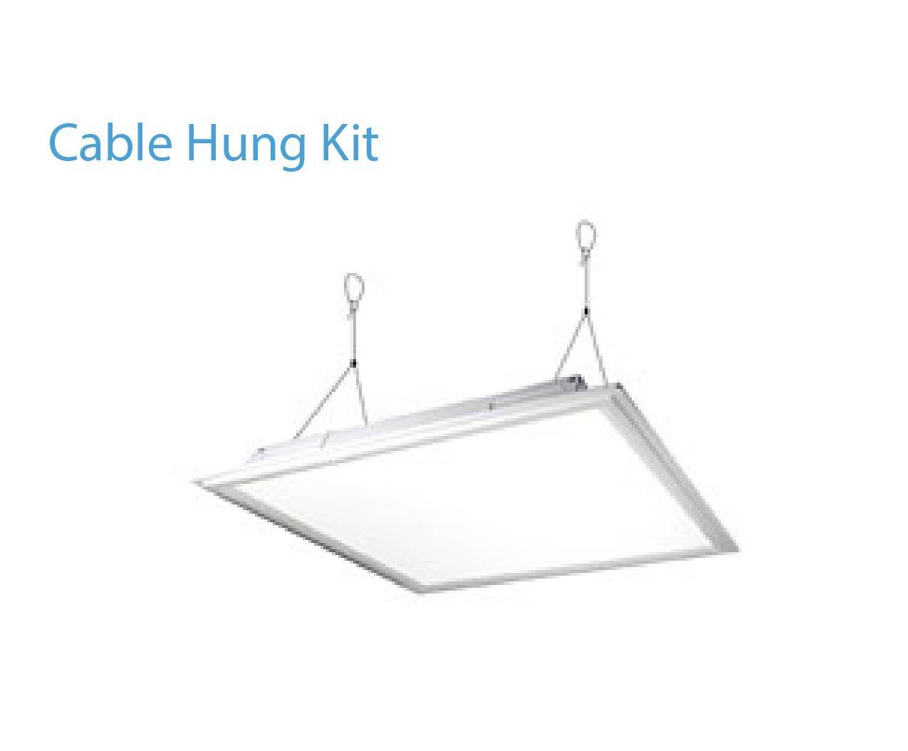 Maxlite Direct Lit Mlfp14ds Led Commercial Ceiling Light 40 Watts Lumens K 1x4 Flat