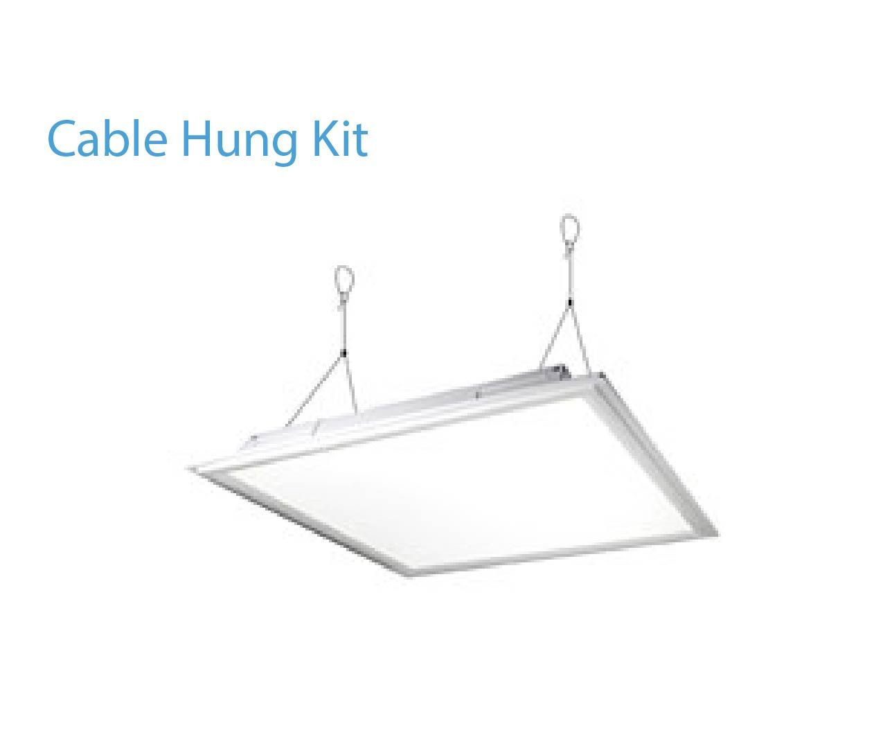 Maxlite Direct Lit Mlfp24ds Led Commercial Ceiling