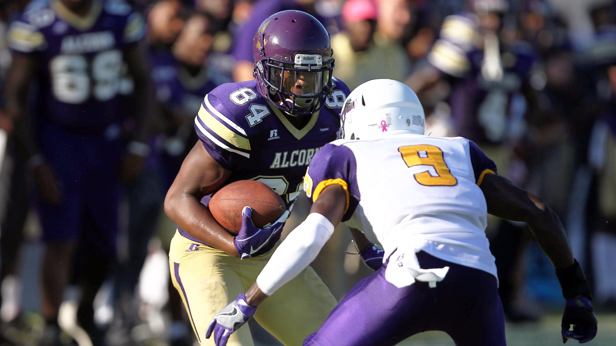Alcorn Extends Winning-Streak after Taming Panthers 34-21 on Homecoming