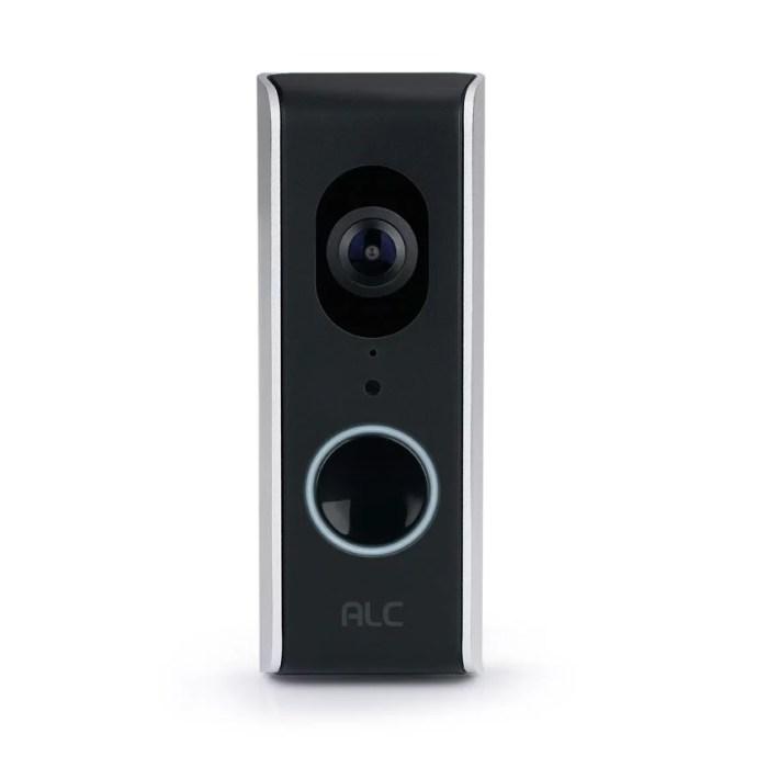 AWF71D Video Doorbell FRONTview