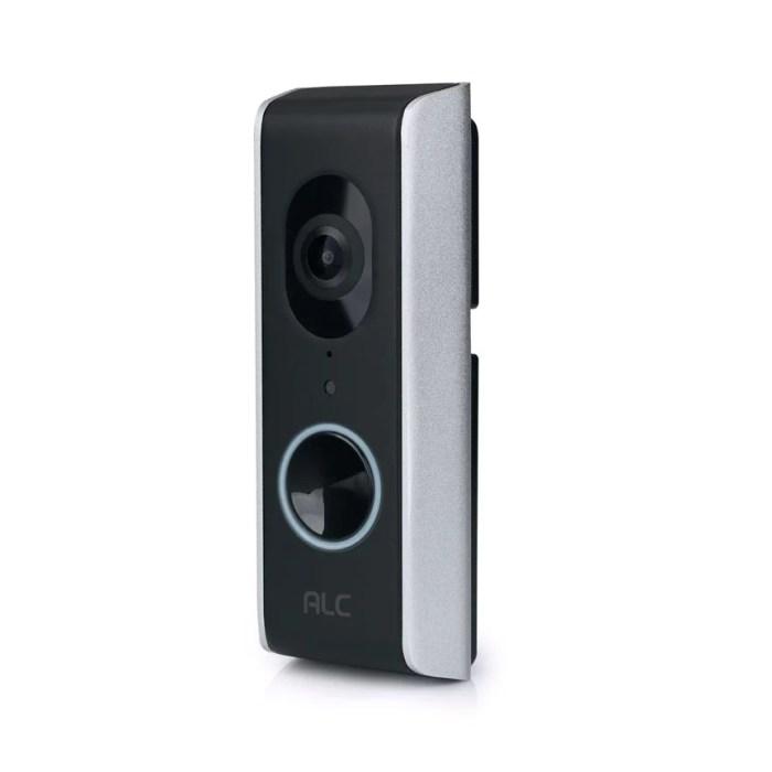AWF71D Video Doorbell QTRview