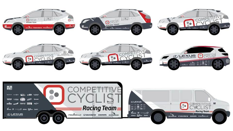 Client: Competitive Cyclist Vehicle design and evolution
