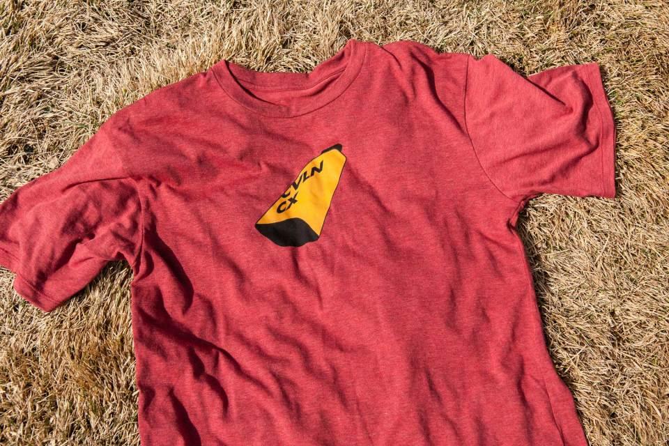 Client: Civilian Bicycles Clothing Design Tee Shirts Park City, Utah