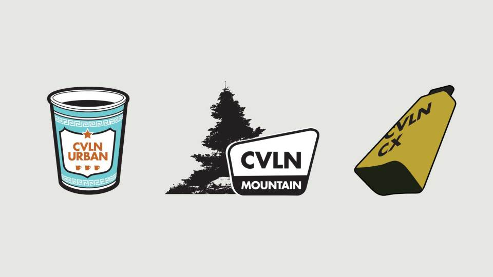 Logo Design: Civilian Bike Lines, Park City, Utah
