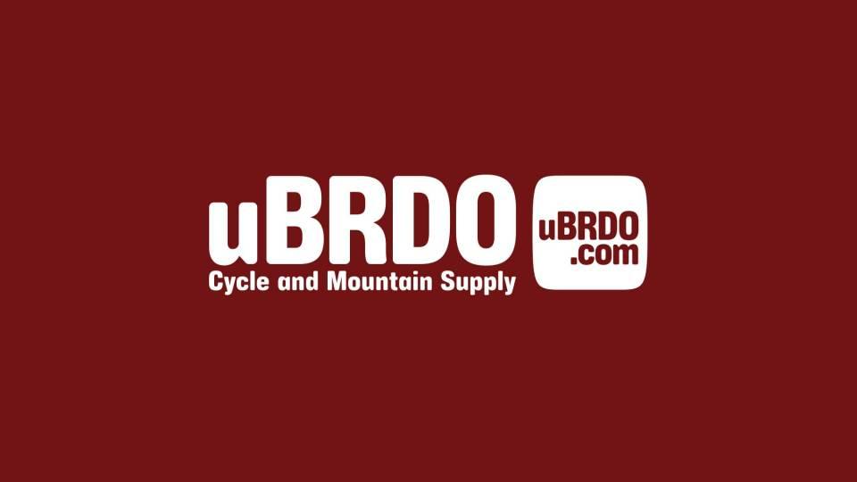 Logo Design- uBRDO Cycle and Mountain Supply, Kirkland, Washington