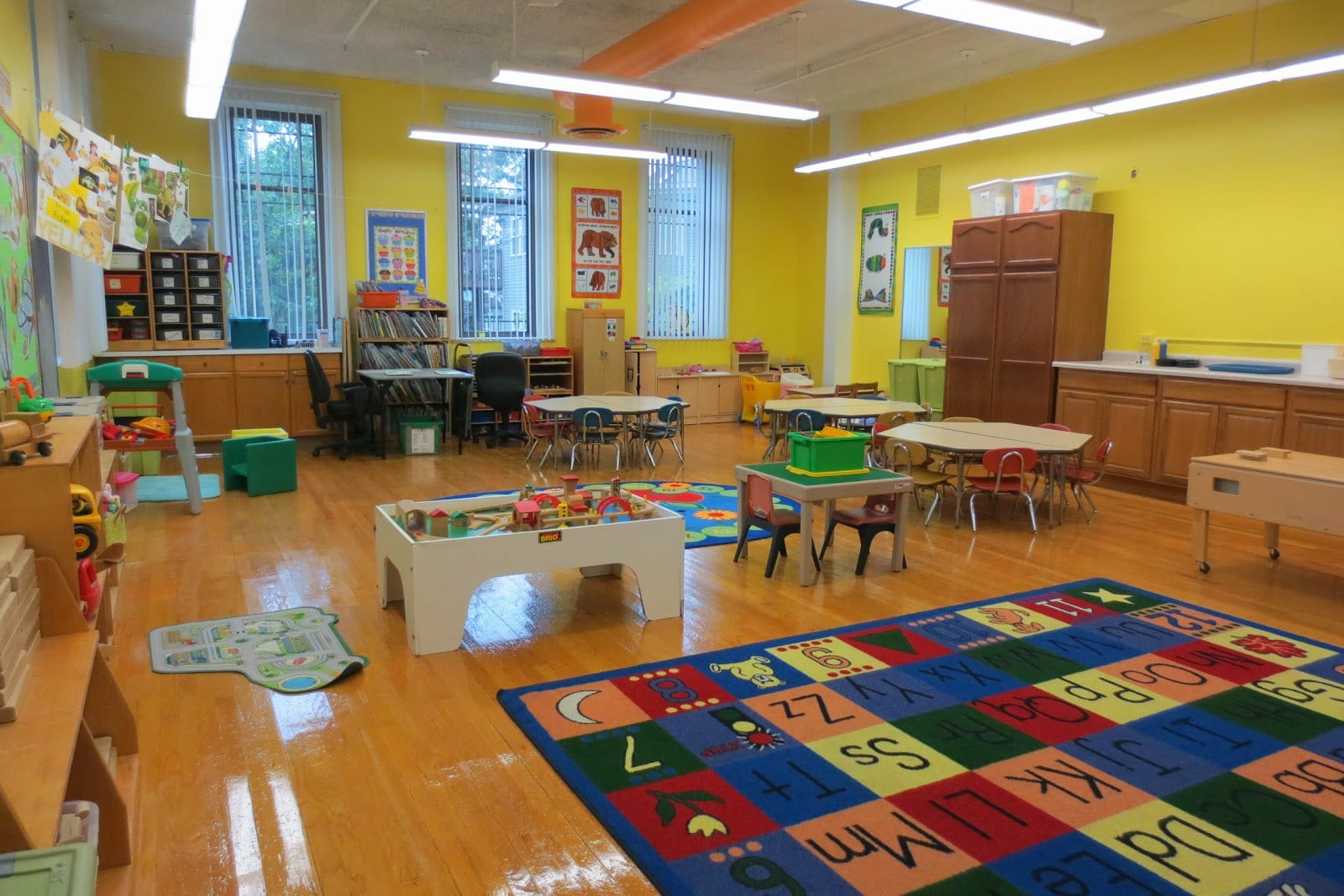 New Study Shows Long Term Benefits Of First Class Pre K