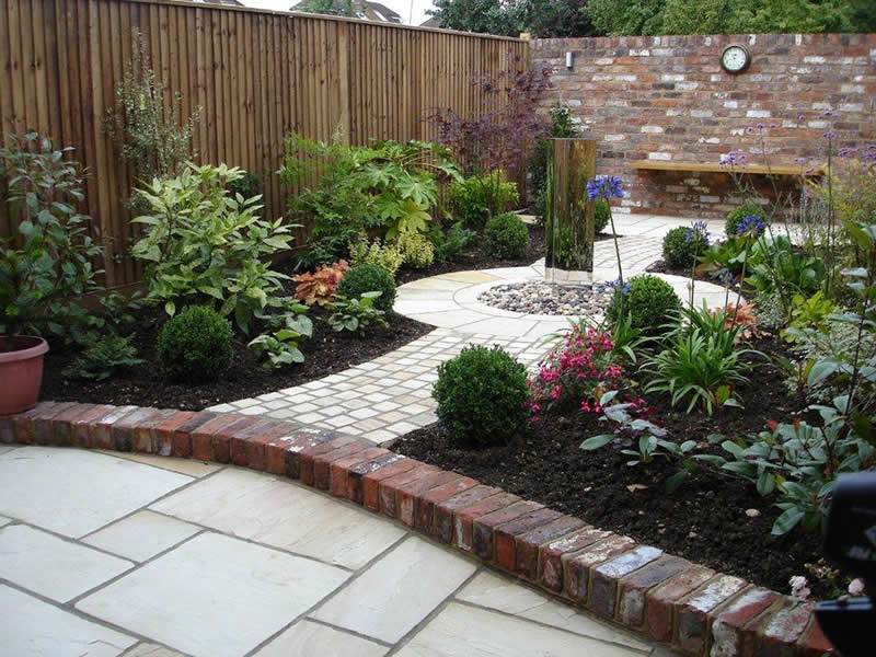 Thinking about a new patio? Some tips from a patio designer... on Courtyard Patio Ideas id=18429