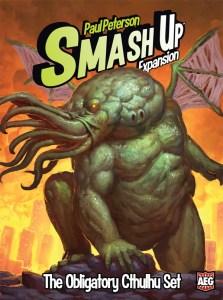 Obligatory Cthulhu Set: Smash Up -  Alderac Entertainment Group