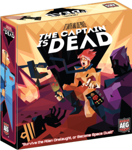 The Captain is Dead (T.O.S.) -  Alderac Entertainment Group