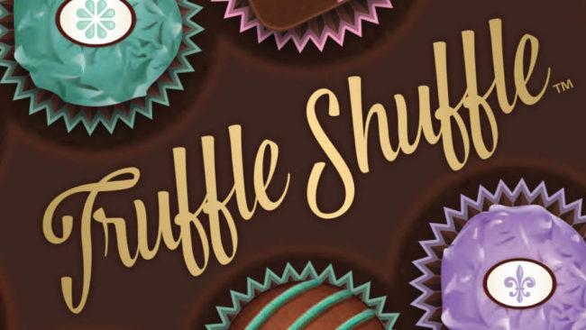 Marketing-truffle shuffle