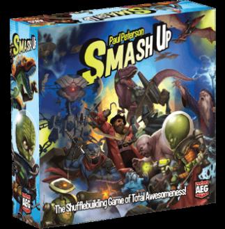 Smashup box game evergreen