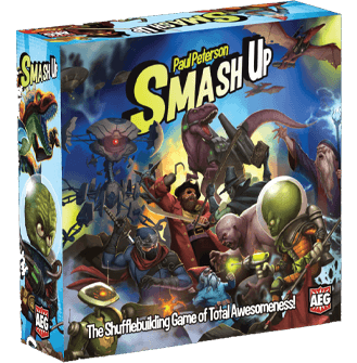 Smashup box game evergreen