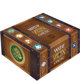 War Chest Game Box
