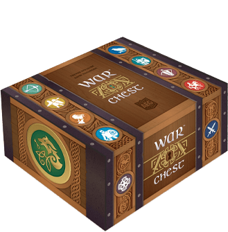 War Chest Game Box
