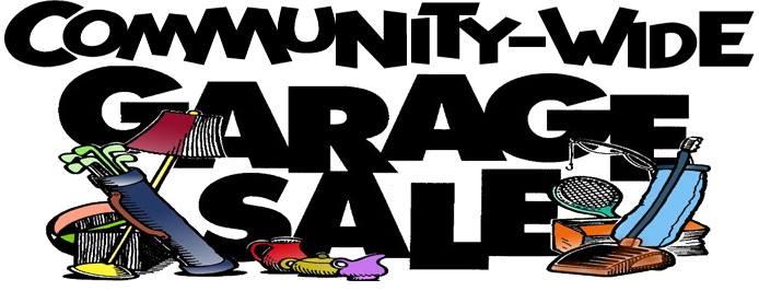 Community Garage Sale Alderbrook Golf Course