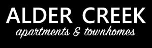 Alder Creek Apartments & Townhomes logo