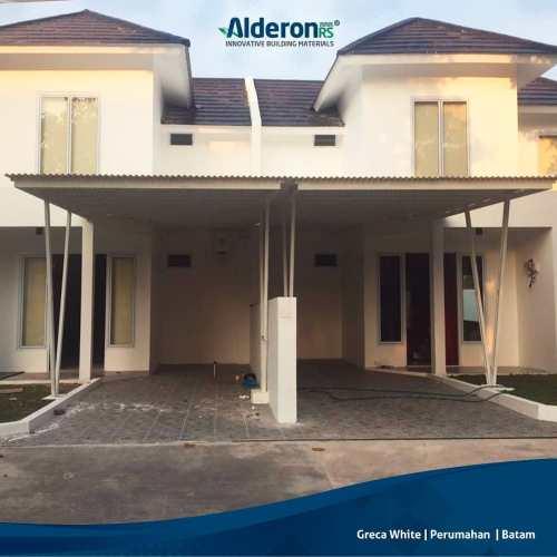 Alderon RS - Model Atap Kanopi Rumah Minimalis