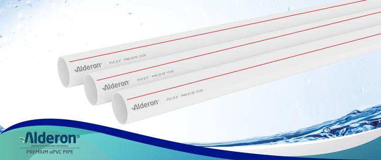 pipa alderon tipe d untuk saluran air kotor