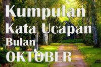 Kata Mutiara Bijak Doa Harapan Menyambut Awal Bulan Oktober 2018