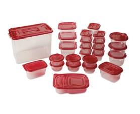 Crofton 50-Piece Assorted Food Storage View 1