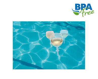 Crofton Floating Wine Glass View 1