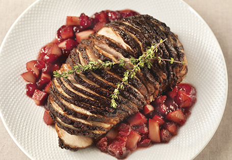 Image result for chocolate turkey and cranberry