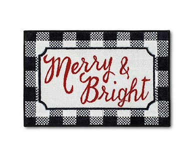 """Merry Moments 20"""" x 30"""" Holiday Accent Rug View 1"""