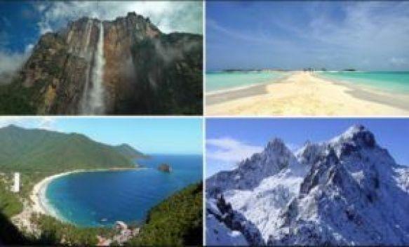 Lugares turísticos de Venezuela
