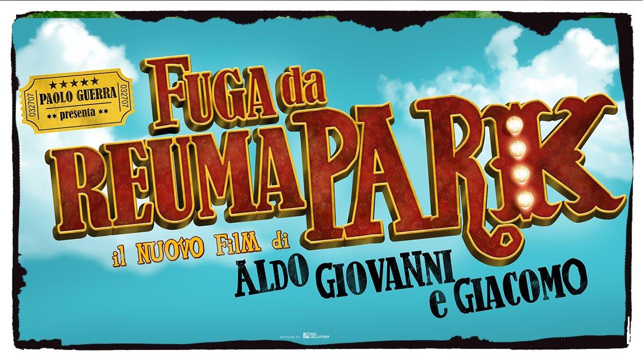 Aldo Giovanni e Giacomo, arriva nei cinema 'Fuga da Reuma Park'