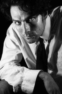 Fausto Morciano diviso tra cinema e teatro